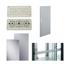 Accessoires voor installatiekasten