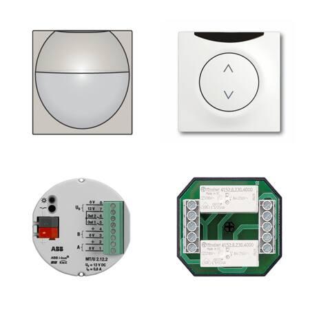 Sensoren voor gebouwinstallatie