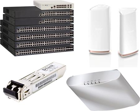 Ethernet netwerk apparatuur