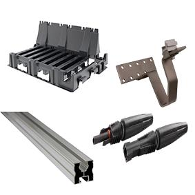 PV montagemateriaal & toebehoren