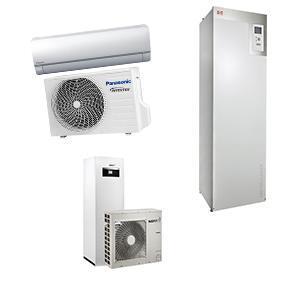 Warmtepompen en Airco