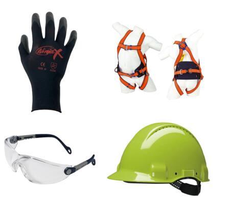 Hulpmiddelen voor persoonlijke veiligheid