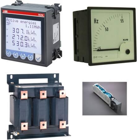 Componenten voor paneelbouw