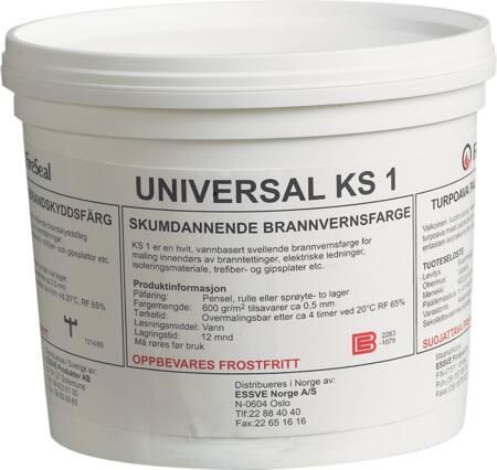 Brandisolerende coating/-bandage/-schuim/-dichtstof
