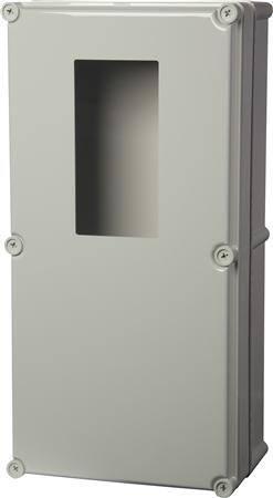 kWh meterkast met meterkruis
