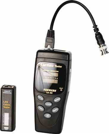 Meet-/testapparatuur voor communicatietechniek
