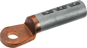 Perskabelschoen voor aluminium geleider