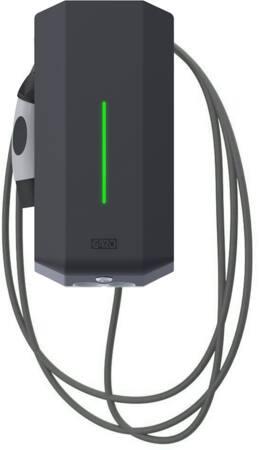 Oplaadpunt elektrisch voertuig