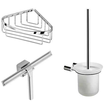 Accessoires voor badkamer en toilet