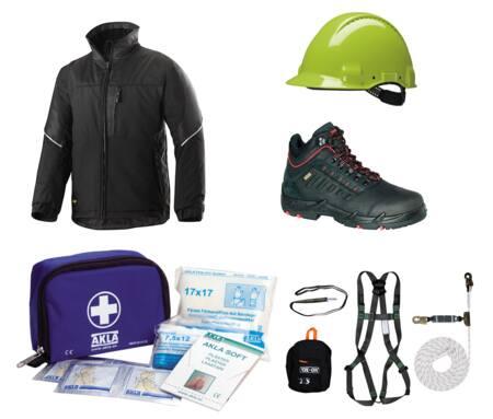 Werkkleding en persoonlijke bescherming