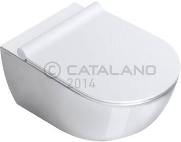 Catalano Sfera 54 wandcloset wit