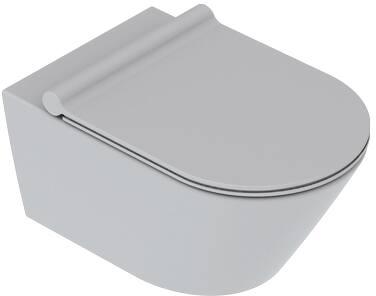 Catalano Zero wandhangend toilet 55x35cm cement mat + Newflush