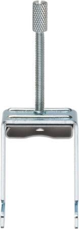 Conta-Clip Aansluitclip, afgeschermd, rail montage, 0,8 Nm, 20x3193,5 (LxW), staal, 5-28mm kabeldiameter.