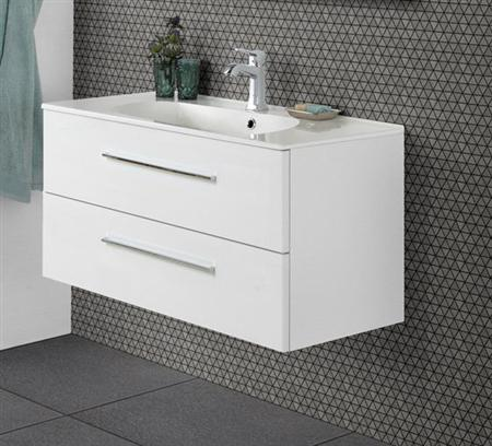 badeværelsesmøbler Køb Dansani luna møbelpakke fra vvsmester.dk – vvs nr. 780998150 badeværelsesmøbler