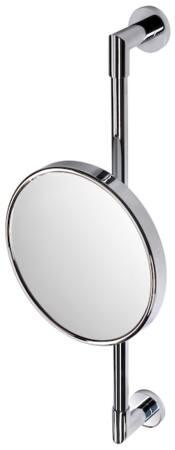 Geesa Mirror Scheerspiegel op stang, 3x vergrotend, doorsnede 190 mm