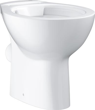 Grohe Bau vloerstaande wc (p-trap)