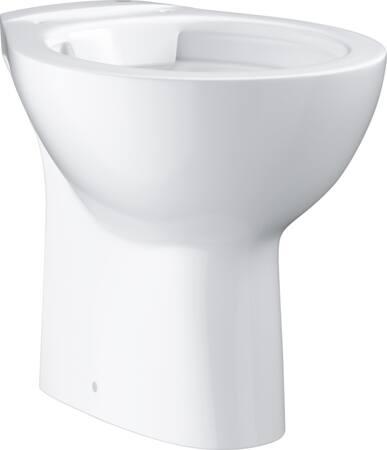 Grohe Bau vloerstaande wc (s-trap)