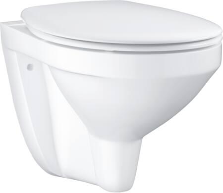 Grohe bau hangend toilet open rim & zitting