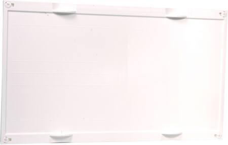 Hager, Gesloten din-rail unit horizontaal ledig 300x500mm