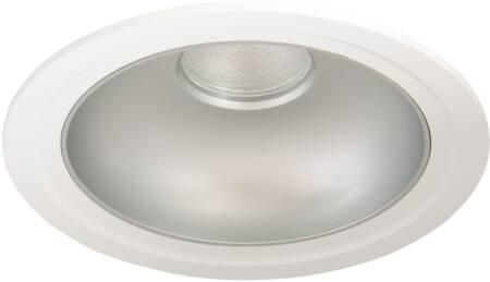 Solar Inverso 150 PRO 13W LED downlight 1400/1100lm 3000K grijze reflector + 70graden lens + GST, inbouw (dxh) 150x100mm IP44, wit