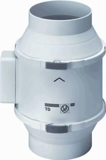 Buisventilator TD 250/100 T
