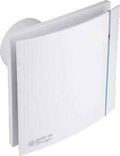 SILENT Douchetoilet ventilator 200 CHZ DESIGN 3C