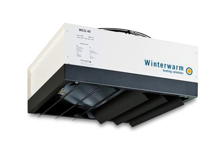 Winterwarm circulatieunit WCU 40