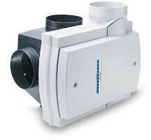 Orcon CompactLine Compact-10RHB Ventilator met RF bediening en vochtsensor