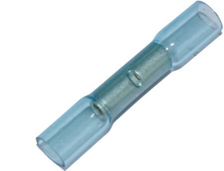 Solar Doorverbinder Waterdicht, blauw, 4,5 mm, 1,5 - 2,5 mm?