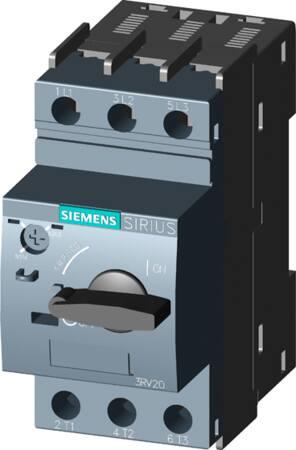 Siemens MBS draaigreep, 0,22-0,32A, thermischmagnetisch, 3P 100kA, schroefklem, IP20