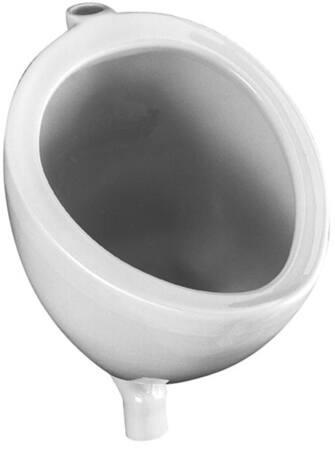 Sphinx 300 keramisch urinoir met keramisch rooster en keramische sifon, 525x350x400mm, wit