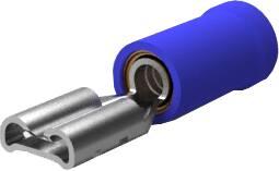 Draadbereik: 1,0 -2,6 mm2, tongmaat 6,3x0,8 mm, blauw