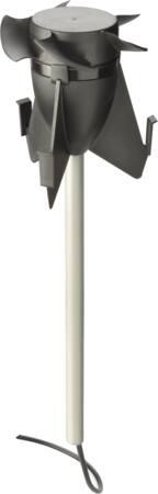 Ubbink Multivent Hybride, ventilator voor hybride woningventilatie