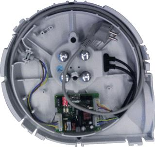 Zehnder Serviceset motor CMFe P