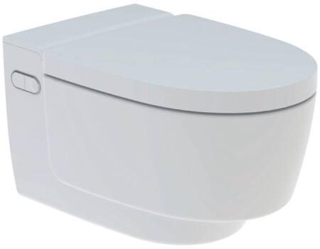 Geberit AquaClean Mera Classic toiletsysteem wand-wc, Alpien wit