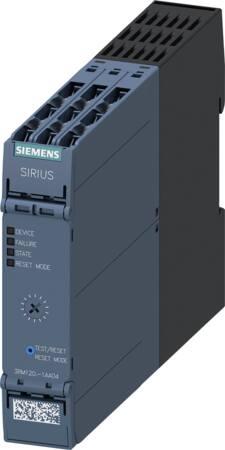 Siemens motor starter Sirius 3RM1 omkeerstarter 500V 1,6 - 7,0A 24V DC met schroefaansluiting